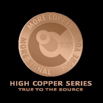 More Copper Medallion Large