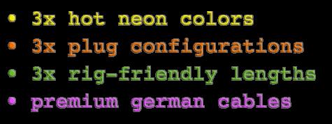 Ceon neon bullets
